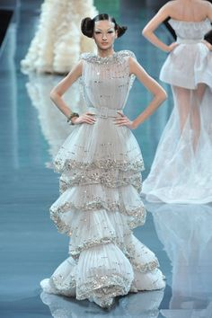 Dior Couture Fall 2008