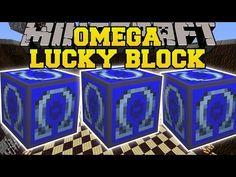Minecraft: LUCKY BLOCK OMEGA MOD (BIG BOMBY, BOB'S GRANDMA, & GIRLFRIEND!) Mod Showcase - YouTube