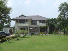 House for sale in Bangkok, บ้านพร้อมที่ดิน 382 ตร.ว ติดชวนชื่นพาร์ควิลล์ ถ.กาญจนาภิเษก  | ซื้อง่าย ขายฟรี ที่ dealfish.co.th #house #condo #apartment #land #thailand
