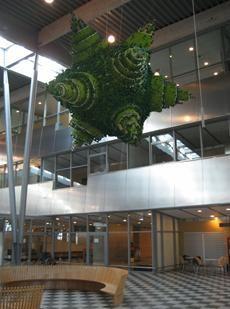 Billund Denmark Airport