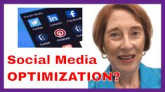 What is social media optimization, and how is it different from social media best practices? Learn 6 elements to optimize to improve your social results. What Is Social, Best Practice, Lead Generation, Improve Yourself, Social Media, Learning, Factors, Business, Studying