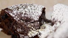 Chocoladegebak in de stoomoven - Vtm koken - De perfecte keuken - Piet Huysentruyt !