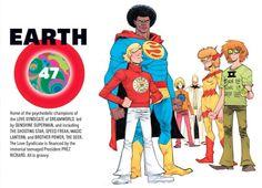 Multiversity Earth 47
