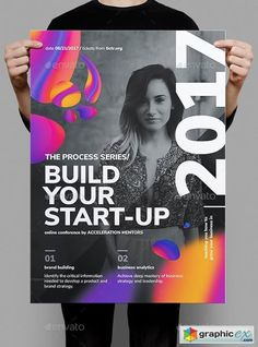 Create your startup poster for business - Photoshop PSD . - Create your startup poster for business – Photoshop PSD Web Design, Graphic Design Flyer, Event Poster Design, Creative Poster Design, Game Design, Creative Posters, Event Posters, Movie Posters, Conference Poster