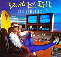 Daphne Moon, Jane Leeves, Carl Wilson, Christopher Cross, Vinyl Record Collection, David Lee Roth, Warner Brothers, Warner Bros, Billboard Hot 100
