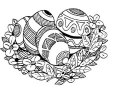 Keep Your Kids Entertained with Thousands of Easter Coloring Pages: Easter Coloring Pages at Apples 4 the Teacher