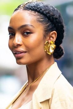 Protective Styling For Natural Hair