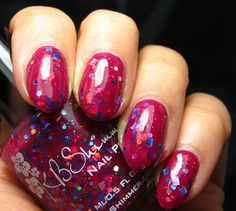 KB Shimmer Look High And Holo
