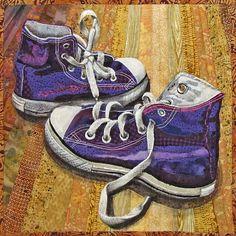 When I Am Old I Will Wear Purple Hightops