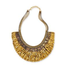 """Pegasus Necklace from Stella & Dot featured in Instyle Mag """"Shop Like a Fashion Editor - $4000 budget"""""""