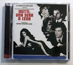 Metti una Sera a Cena Cinevox Soundtrack CD ENNIO MORRICONE BRUNO NICOLAI Italy #Soundtrack