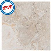 Cascade Basic Travertine Tile - 18 x 18 - 100061498 Entry Tile, Reception Furniture, Travertine Tile, Floor Decor, Natural Looks, Perfect Match, Natural Stones, Tile Floor, Commercial