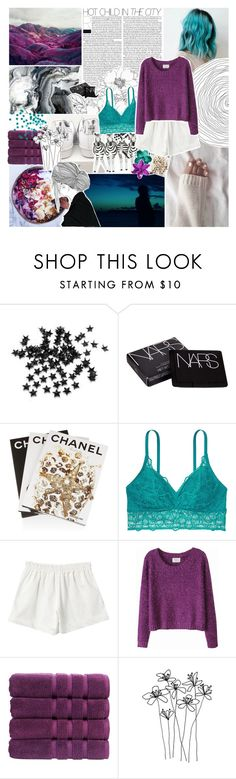 """""""Dare"""" by lucidmoon ❤ liked on Polyvore featuring INC International Concepts, NARS Cosmetics, Assouline Publishing, Chicnova Fashion and Christy"""