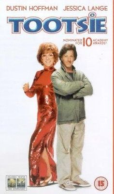 Tootsie. My favorite  funny movie! I can quote lines from this movie!!!!