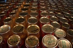 Grab those apples during harvest season and get canning. Step by step instruction on How to Can Apples, a Tutorial. You'll love how simple this really is. Canning Apples, Canning Salsa, Canning Tips, Home Canning, Canning Recipes, Apple Recipes Easy, Egg Free Recipes, Irish Tea, Tea Loaf