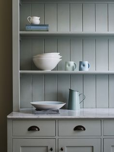 Edward Bulmer Pots of Paint 100% natural eco-friendly paint, in Fine Grey potsofpaint.com