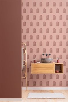 Introduce a unique and contemporary feel to your space with the architecturally inspired Terracotta Archway Pattern Architectural Design Wallpaper Mural. Grey And Cream Wallpaper, Grey Wallpaper, Vinyl Wallpaper, Pattern Wallpaper, Geometric Shapes Wallpaper, Modern Wallpaper Designs, Designer Wallpaper, Bathroom Wallpaper Trends, Kitchen Wallpaper