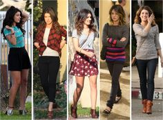 I love her style.