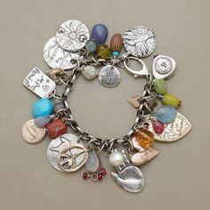 COLLECTOR'S ITEM BRACELET - Single Strand - Bracelets - Jewelry - Categories | Robert Redford's Sundance Catalog