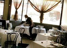 Embrasse  Private dining: Max 30