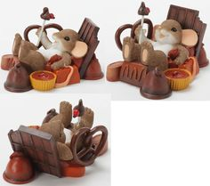 Charming Tails | Charming Tails Foods Figurines