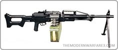 PKP PECHENEG (Light Machine Guns)