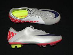 pretty nice eb802 6f90a Nike Mercurial Mens Soccer Shoes Ebay   Tattoo Design Bild Nike Soccer, Soccer  Shoes,