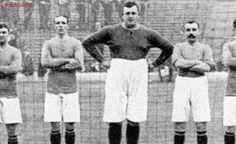 William «Fatty» Foulke, el portero más gordo de la historia del fútbol
