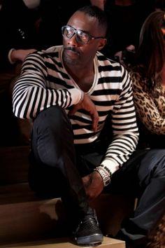 Urkel meets kanye swagg,,,, Idris Elba