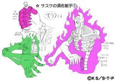 Sasuke Skeletal Susano'o
