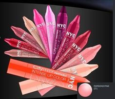 N.Y.C. City Proof Twistable Intense Lip Color - Parsons Pink (Pack of 2) ** This is an Amazon Affiliate link. Want additional info? Click on the image.
