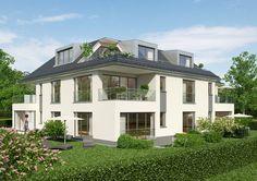 Das Neubauprojekt Jägerstraße 46a in Unterhaching bei München besteht aus einem villenartigen Mehrfamilienhaus mit 7 Wohneinheiten. Das großzügig begrünte Grundstück und die durchdachte Raumgestaltung bieten Ihnen lichtdurchflutete Wohnräume.