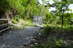 Transforming an abandoned industrial complex into an idyllic natural park – CCRZ Natural Park, Environment Design, Signage, Abandoned, Sidewalk, Nature, Plants, Industrial, Cement