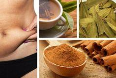 Remedio natural para quemar grasa y desinflamar el abdomen