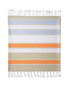 Noosa Living 'sandy' Turkish beach towel @ Heel to Toe for Spring 2016