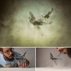 Grâce à une créativité et une inventivité à toute épreuve,le photographe mexicainFelix Hernandez Rodriguez réussit à donner vie à ses vieux jouets à travers des clichés bluffants ! SooCurious vous...