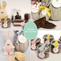 Ovos recheados, de colher, decorados e personalizados são algumas das opções que separamos para a Páscoa