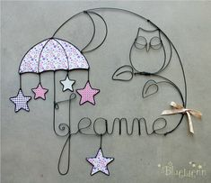 I sooooo.... have to make one of these for my friends new grand-daughter Rose.