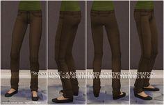 GoS Advent 2011 - AF Skinny Jeans