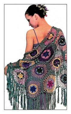 patterns for crochet. WONDERFUL!!! in Spanish but oh my!! Very nice picture tutorials!!!