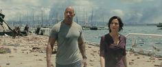 They must find their daughter and bring her home. #SanAndreas