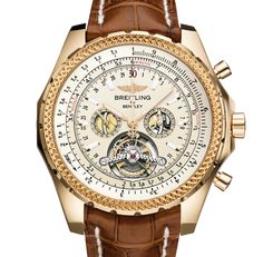 OMG Love a good mens watch!!!    BENTLEY MULLINER TOURBILLON - Limited Edition - Breitling for Bentley