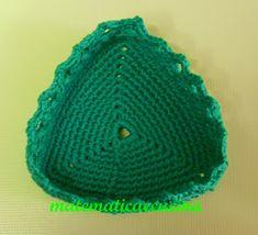 m@tematicaecucina: Cestini Lavorati ad Uncinetto Crochet Hats, Beanie, Blog, Hobby, Trapillo, Amigurumi, Crocheted Hats, Beanies, Beret