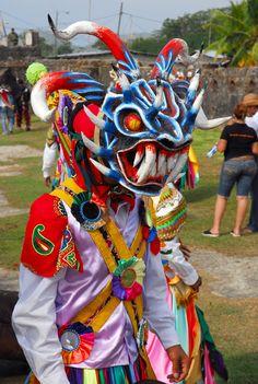 Cultura de Diablos y Congos (Portobelo) ©Riki Gutierrez