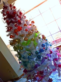 Our Christmas tree this year 2012 :)