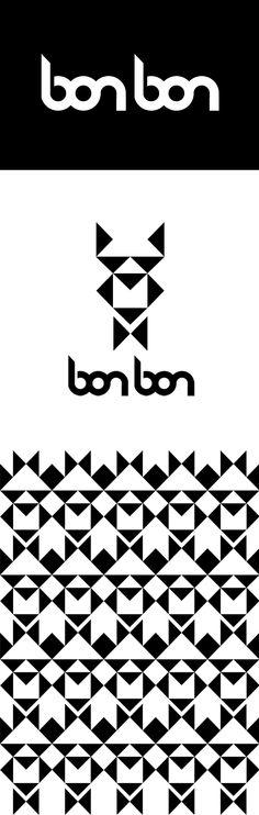 BonBon (odzież dla psów) - identyfikacja wizualna