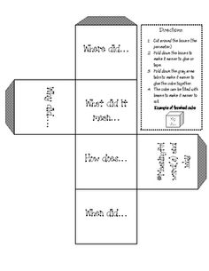 One of the best ways to engage students in their reading is to teach them how to ask important questions. This activity includes a Question Box th...