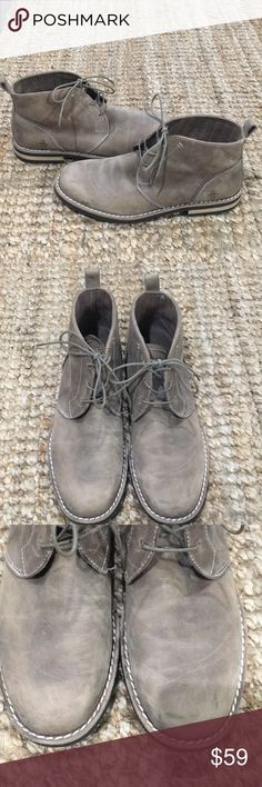 Original Penguin chukka boot. Like new! These are barely worn and in great condition. Original Penguin Shoes Chukka Boots