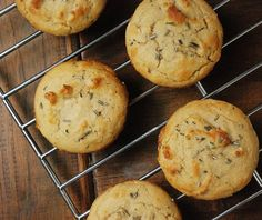Multiply Delicious- The Food | Paleo Herb Buns