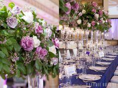 Table en collaboration avec La Fleur D'Europe au GRAND SALON DU MARIAGE 2015: FAIRMONT CHÂTEAU FRONTEANC » Valérie Busque Photographe